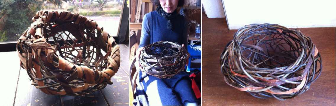 木のヒゲ〈自然素材を編む〉作品例-3