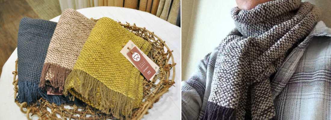 冬のくらしと冬ギフト 2014′    自然栽培綿のあたたか小物 – 2